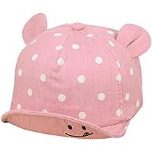 QinMM Sombrero de Punto Lindo de Las Niñas y Niños bebé 982cd2e319e