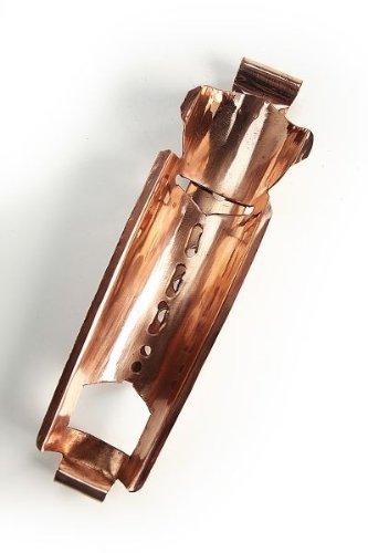 feuerzangenbowle zuckerhuthalter 'Coppergarden' Feuerzangenbowle ? Feuerzange aus blankem Kupfer ? universell passend zu allen Töpfen