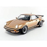 Minichamps 125066124 1:12 1977 Porsche 911 Turbo, Color Rosa metálico