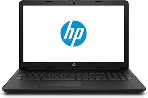 """HP Notebook 15-db0035ns - Ordenador portátil de 15.6"""" HD (AMD A4-9125, 4 GB RAM, 1 TB HDD, AMD Radeon R3, Windows 10 ), negro - Teclado QWERTY Español"""