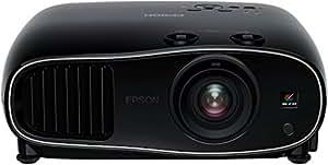 Epson EH-TW6600 3D Heimkino 3LCD-Projektor (Full HD 1080p, H & V Lensh-Shift, 2.500 Lumen Weiß & Farbhelligkeit, 70.000