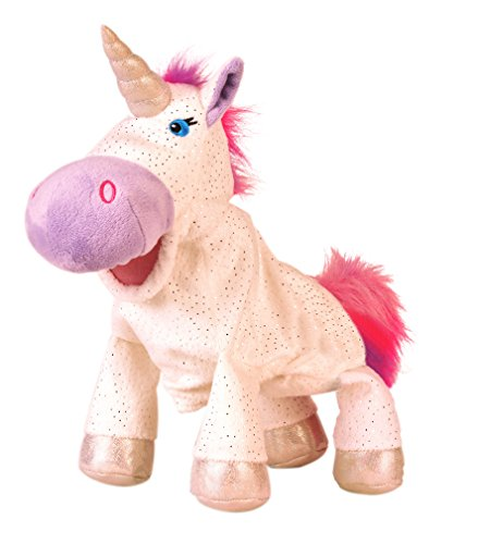 Fiesta Crafts : marioneta : Unicornio
