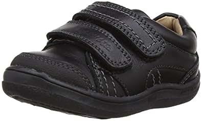 Garvalin Boys 131501L Boat Shoes Black/Napa/Galley 7 UK Child, 24 EU