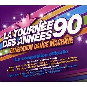 La Tournée Des Années 90 (3 CD)