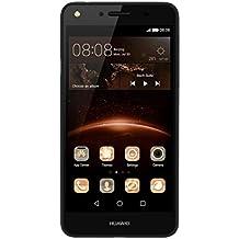 "Huawei Y5 II - Smartphone de 5"" (SIM doble, Android, MicroSIM, EDGE, GPRS, GSM, UMTS, WCDMA, LTE), color negro"