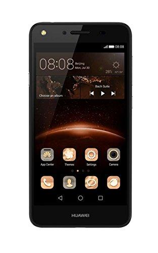 HUAWEI Y5 II Dual Sim 8 GB 12,7cm 5 Zoll black