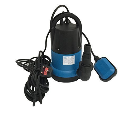 happy-hot-tubs-submersible-250w-water-pump-5-metres-lay-flat-hose-hot-tub-swimming-pool