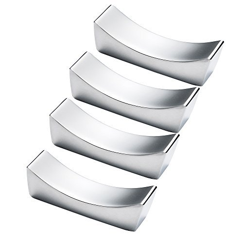MyLifeUNIT Stainless Steel Chopsticks Rest, Knife Rest and Chopsticks Holder, Set of 4