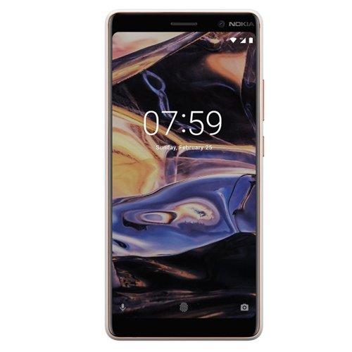Foto Nokia 7 Plus Dual SIM 64GB Copper Nero SIM Free