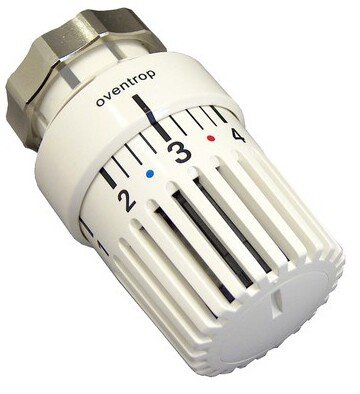 OV Thermostat Uni LDV mit Flüssig-Fühler weiß