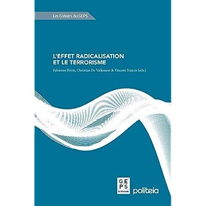 L'effet radicalisation et le terrorisme: Etat des pratiques et des recherches (Les Cahiers du GEPS t. 1)