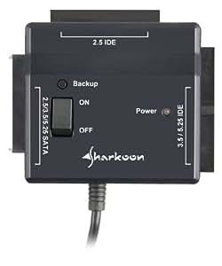 Sharkoon DriveLink IDE/SATA zu USB 2.0
