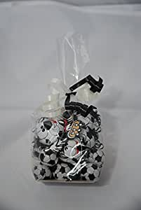 Gift Bag with Mini Milk Chocolate Footballs & Footballers