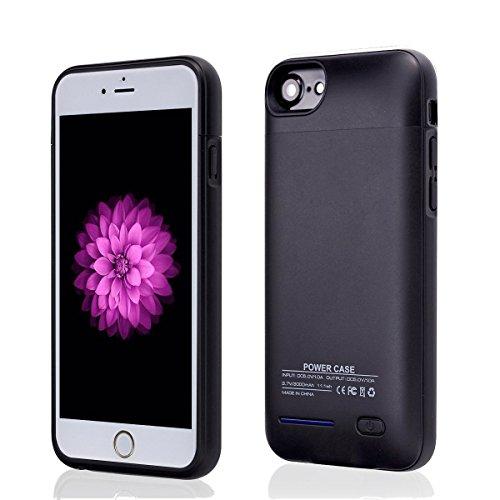 YiYunTE Funda Batería iPhone 6/6S/7 Case