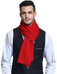 0d1b9e3ac27 Amazon.fr   Rouge - Echarpes   Accessoires   Vêtements