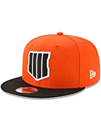 New Era Era - Cappellino da Baseball - Uomo Arancione Orange Black Taglia  Unica 863c7dd592cf
