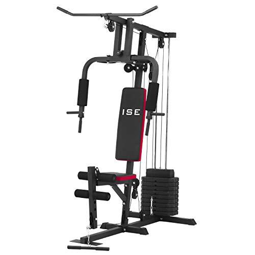 ISE Station de Musculation Banc de Musculation...