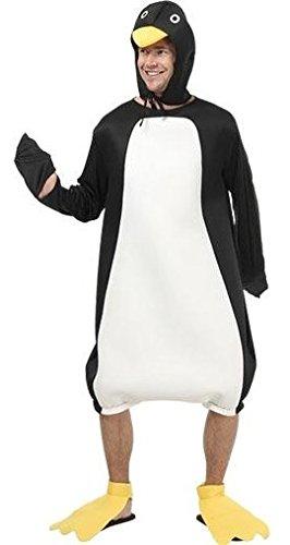 Imagen de disfraz de pingüino para adultos