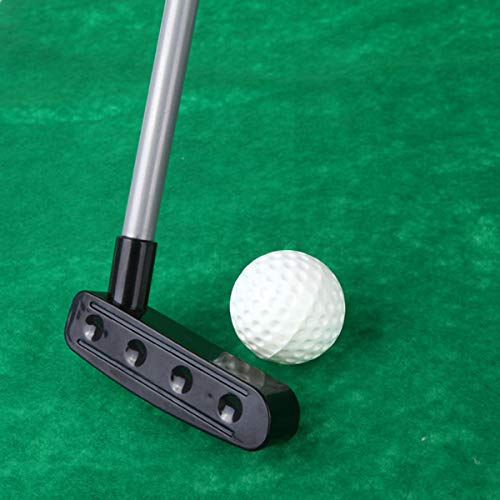 TECHSON Toilet Golf Game, Mini Putter Practice Toy in ...
