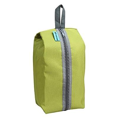 Sanwood Portable Waterproof Travel Pouch Bag Zipper Toiletry Storage - inexpensive UK light shop.