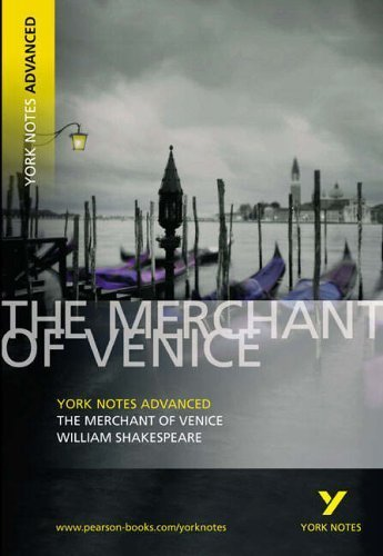 Merchant of Venice (York Notes Advanced) by Shakespeare. William ( 2005 ) Paperback