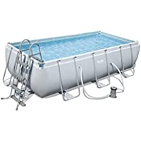 Bestway 56441 Piscina Power Steel Rectangular, M