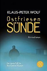 Ann Kathrin Klaasen ermittelt: Ostfriesensünde: Kriminalroman