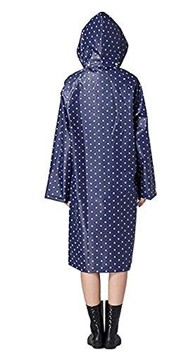 Jewelry Rarity - Manteau imperméable - Femme Bleu