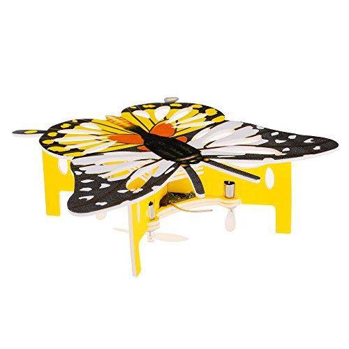Goolsky Techboy TB-822 DIY 2.4GHz de control remoto de una tecla de control de movimiento Drone RC Quadcopter con 3D Flip Función