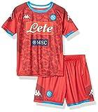 SSC Napoli Kit Gara Portiere Bambino Home 2019/2020