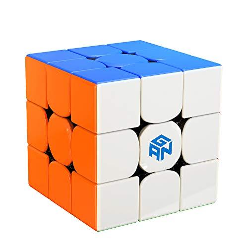Roxenda 356R Speed Cube Gans 356 R 3x3 Stickerless Zauberwürfel Gan356 R 3x3x3 V3 System Speedcube V3-system