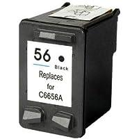 Prestige Cartridge HP 56 Cartuccia d'Inchiostro Compatibile per Stampanti HP