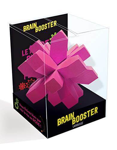 Brain booster/rose: Vous finirez bien par voir la vie en rose !