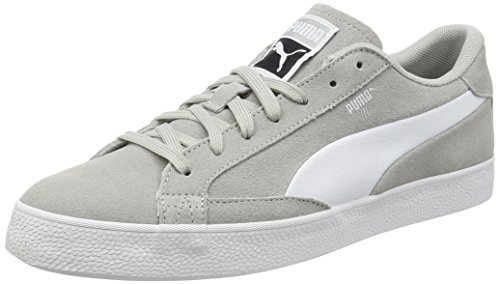 Puma Unisex-Erwachsene Match Vulc 2 Low-Top Grau (gray violet-puma white 03)