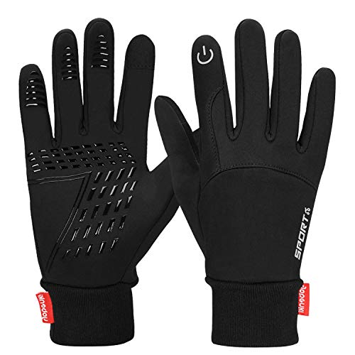 Yobenki Winter Warm Gloves, Anti...