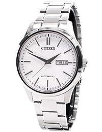 Citizen Analog White Dial Men's Watch - NH7520-56A