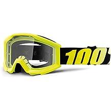 Desconocido 100% Strata Youth máscara de montaña unisex niños, amarillo