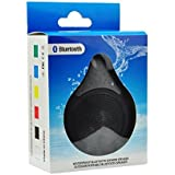 Mgs33 Haut-parleur Bluetooth 3W imperméable (+ mousqueton + ventouse) pour Randonné , Salle de bains