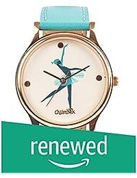 (Renewed) Chumbak Analog White Dial Women's Watch-8907605025068