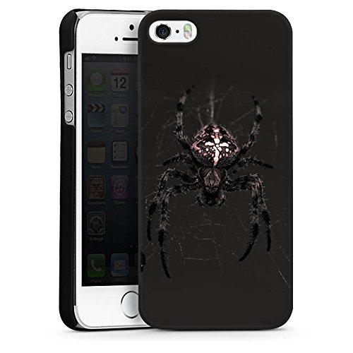 Apple iPhone 6 Housse Étui Silicone Coque Protection Araneus Araignée Araignée CasDur noir
