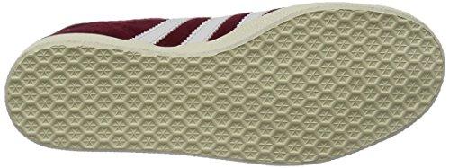 Adidas Gazelle Collegiate Burgundy/White/Gold Metallic collegiate burgundy/white/gold metallic