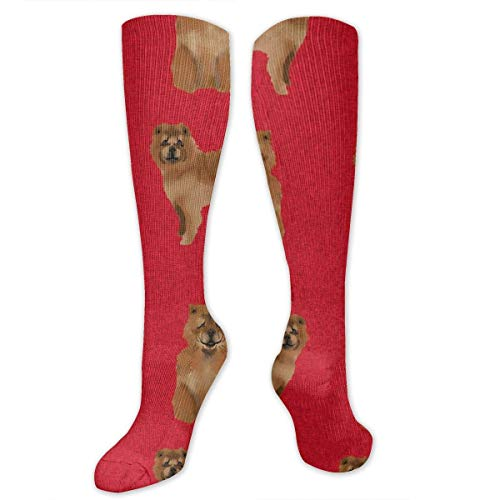 Remmber me Chow A Dog Pattern Casual Calcetines media