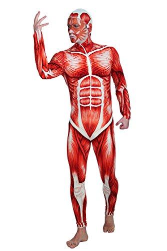 Körperwelten Kostüm - Andrea Moden - Anzug