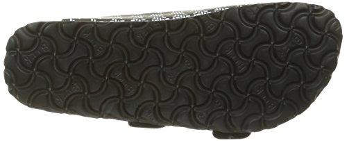 Papillo Damen Arizona 364043 (Narrow Fit) Platform-Knotted Black Black (Knotted Black)