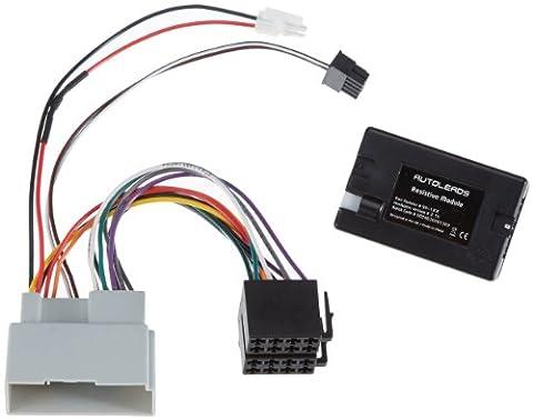 Autoleads PC99-X51 Adaptateur pour commande autoradio au volant pour Ford Fiesta