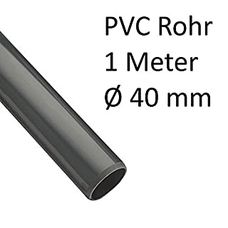 Pvc Rohr 40mm Heimwerker Markt De