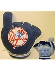 New York Yankees Officially Licensed Plush Fan Finger