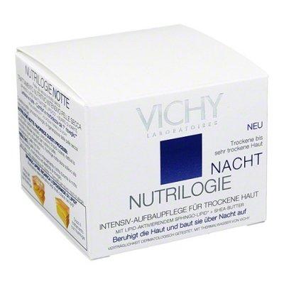 Vichy Nutrilogie Nacht Creme, 1er Pack (1 x 50 ml)