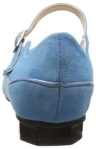 TAPODTS Tais 3, Ballerines fermées femme Turquoise - Türkis (897 blue/sky)