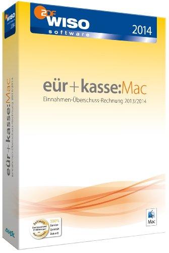 WISO EÜR & Kasse 2014 für Mac